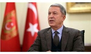 Milli Savunma Bakanı Akar, beraberinde TSK komuta kademesi ile Libya'ya gitti