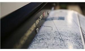 Muğla Dalaman açıklarında 4.1 büyüklüğünde deprem