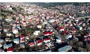 Kışın 700 kişinin yaşadığı yaylada, salgın nedeniyle nüfus 15 kat arttı