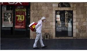 Koronavirüs: İsrail üçüncü kez karantinaya girdi