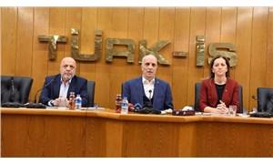 Türk-İş asgari ücret için rakam verdi