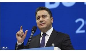 Ali Babacan, karşısına aday çıkmadığı kongrede DEVA Partisi Genel Başkanı seçildi
