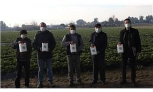 Aydın Büyükşehir'den üreticiye sıvı gübre desteği
