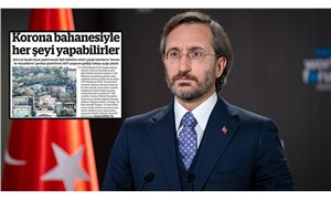 Fahrettin Altun istedi; BirGün'e üç gün ilan kesme cezası