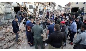 Hırvatistan'da meydana gelen depremde can kaybı 7'ye yükseldi