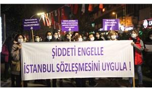 Kocaeli'de katledilen kadınlar için eylem: İstanbul Sözleşmesi uygulansın!