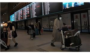 Türkiye'ye gelen yolculara PCR testi zorunluluğu başladı