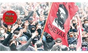 2020 yılı iktidar kavgalarına ve halkların isyanlarına tanık oldu: Yıkalım bu köhne düzeni biz başka alem isteriz