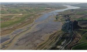 İstanbul'da barajların doluluk oranı kritik seviyenin altına indi