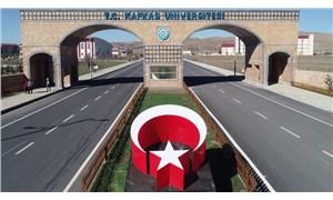 Kadro yine adrese teslim: Kafkas Üniversitesi akademik ilanında iki günde çağ değiştirdi!