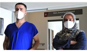 İki kez koronavirüse yakalanan sağlık emekçileri yaşadıkları süreci anlattı