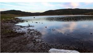 İstanbul'un barajlarındaki su miktarı kritik seviyelerde