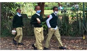 Kenya'da okullar 9 ay sonra yeniden açıldı