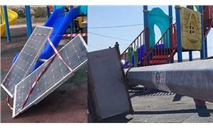 Üzerine güneş paneli düşen 10 yaşındaki Görkem'i ihmal öldürdü