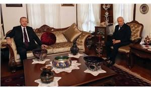 Son 6 günde 3'üncü temas: Erdoğan, Bahçeli'yi evinde ziyaret etti