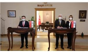 Çevreci proje için imzalar atıldı