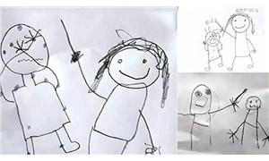 Çocukların resmederek anlattıkları cinsel istismar suçlamasında anne ve üvey babaya tahliye