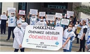 İTO: Sağlıkçılara program bozuk dendi, ek ödemeler yapılmadı