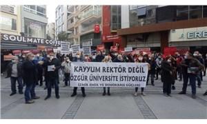 İzmir Emek ve Demokrasi Güçleri: Boğaziçi Üniversitesi'nin yanındayız