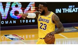 Los Angeles Lakers galibiyet serisini sürdürdü