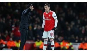 Arteta: Mesut Özil transfer döneminde takımdan ayrılabilir