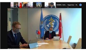 Koronavirüs: Koca, DSÖ Avrupa Direktörü Kluge ile Türkiye'deki son durumu görüştü