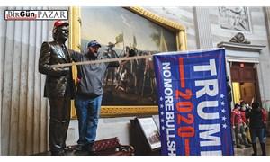 Connecticut Üniversitesi'nden İç Savaş Tarihçisi Sinha: 'ABD demokrasisi kırılgandır'