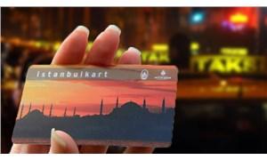 İstanbulkart taksilerde kullanılabilecek