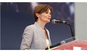 Canan Kaftancıoğlu'ndan Erdoğan ve Soylu hakkında suç duyurusu