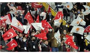 AKP Yozgat 7. Olağan İl Kongresi'nde sosyal mesafe hiçe sayıldı!