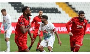 Beşiktaş, Türkiye Kupası'nda çeyrek finale yükseldi