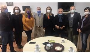 BirGün'e dayanışma ziyareti: Baskılar karşısında BirGün'ün yanındayız
