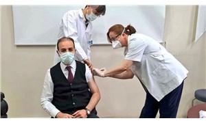 Aşı olan AKP'li vekile tepki: Eczacılık yapmıyorsanız niye oldunuz?