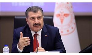 Bakan Koca: Meclisteki siyasi parti genel başkanlarını aşı olmaya davet ettim