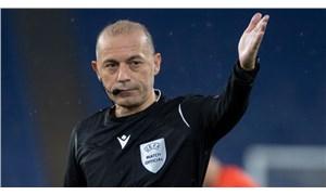 Beşiktaş-Galatasaray derbisini Cüneyt Çakır yönetecek