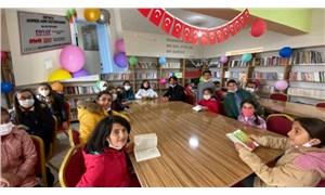 Edebiyat Gönüllüleri ilk kütüphaneyi Mardin'de kurdu