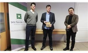 Şehir Plancıları Odası'ndan BirGün'e ödül