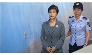 Yolsuzlukla suçlanıyordu: Eski Güney Kore Devlet Başkanı Park'ın 20 yıllık hapis cezası onaylandı