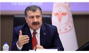 Bakan Koca'dan HDP'ye aşı teşekkürü: Sıra bekleyerek örnek olmayı tercih ettiler