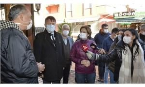 CHP İstanbul İl Başkanlığı'nın 'Sen Varsan Biz Varız' kampanyasının saha çalışmaları başladı