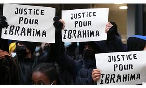 Karakolda ölen göçmen için adalet çağrısı