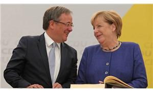 Hristiyan Demokrat Birlik Partisi'nin genel başkanlığına Armin Laschet seçildi