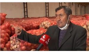Üretici dertli: Satılmayan soğanlar çürüdü