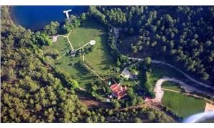 Yazlık sarayın maliyeti 640 milyon TL!