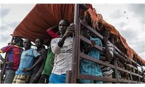 Afrika'da rekor göç