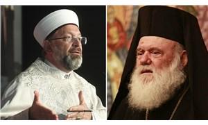 Diyanetten Yunanistan Başpiskoposuna yanıt