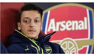 Fenerbahçe, Mesut Özil'i KAP'a bildirdi