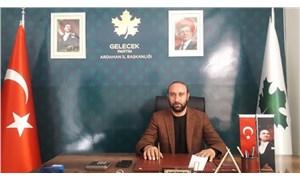 Gelecek Partisi Ardahan İl Başkanı, eşine şiddet uygulamaktan tutuklandı