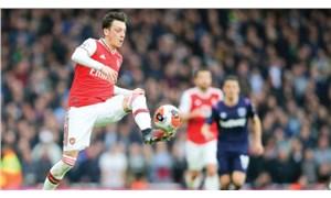 Mesut Özil yola çıktı