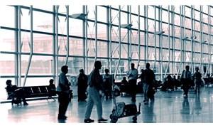 ABD'de koronadan korkup üç ay gizlice havalimanında yaşayan kişi gözaltına alındı